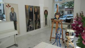 Porträt – Kompakt – Kurs | Acryl, Aquarell, Zeichnen, Pastellkreide, Mischtechnik / Mixed Media