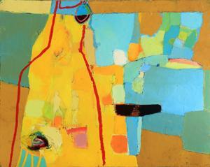7 Möglichkeiten - Experimentelle Malerei | Acryl, Zeichnen, Pastellkreide, Collage, Mischtechnik / Mixed Media, Monotypie