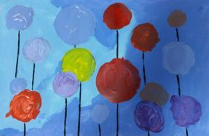 Kindermalkurs ab 5 J. montags und freitags nachmittags | Acryl, Aquarell, Zeichnen, Pastellkreide, Collage, Mischtechnik / Mixed Media, Monotypie, Gouache, Pigmente