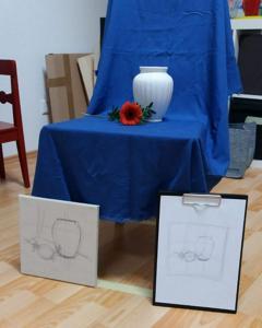 Mal und Zeichenkurs Kinder ab 9 Jahre - montags | Acryl, Aquarell, Zeichnen, Pastellkreide, Collage, Mischtechnik / Mixed Media, Monotypie, Kalligrafie, Handlettering, Gouache, Pigmente