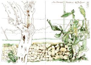 Urban Sketchung — Skizzieren für Einsteiger  | Aquarell, Zeichnen, Mischtechnik / Mixed Media, Bleistift, intuitives Zeichnen